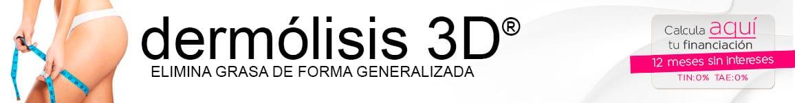 Dermolisis3D DERMÓLISIS 3D ®