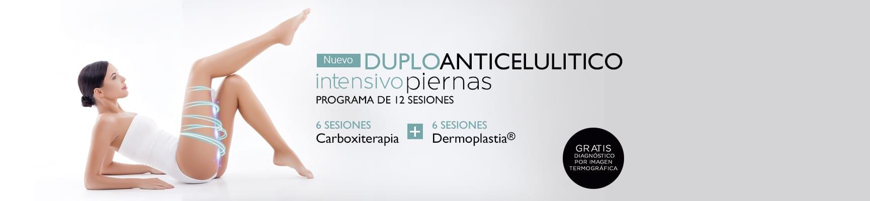 Duplo Anticelulitico Clínicas Zurich