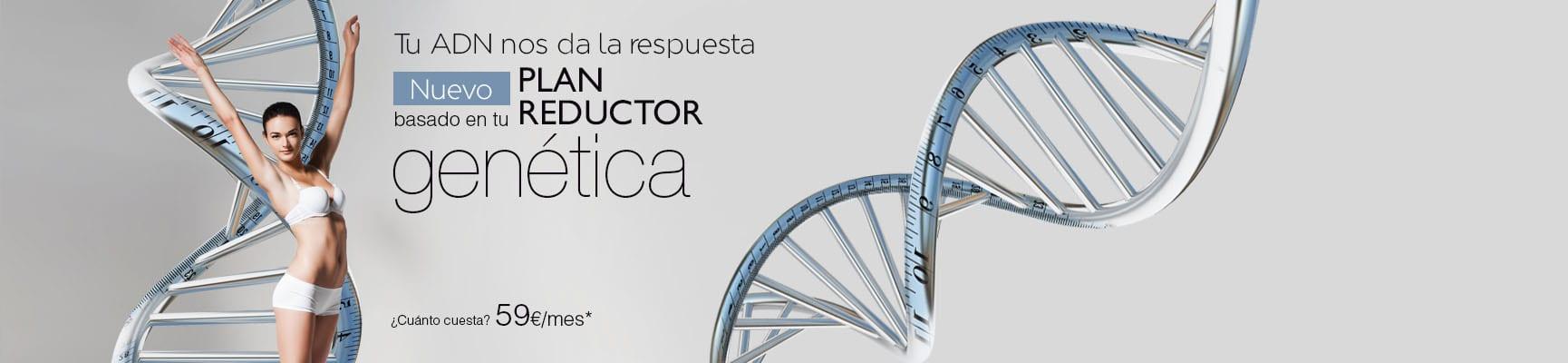 Reductor genetico Clínicas Zurich