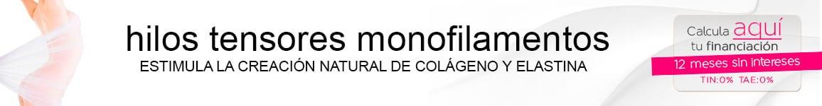 banner hilos monofilamentos MONOFILAMENTOS