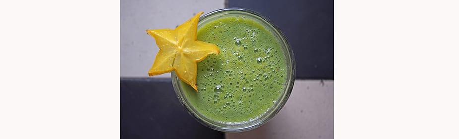 bebida estrella Zumos detox para cuidar tu cuerpo después del verano.