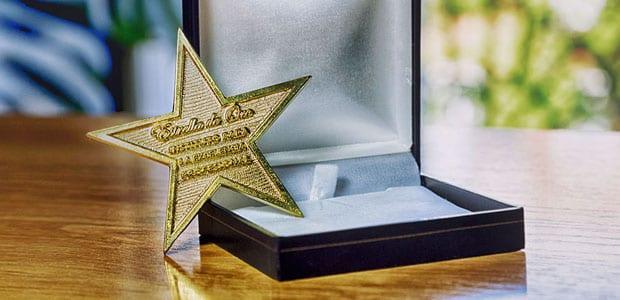 estrella oro 1 Actualidad