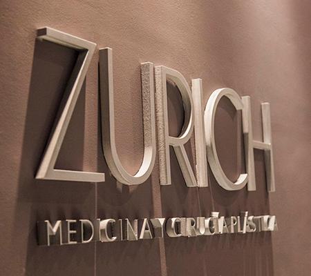 marbella entrada Clínicas Zurich Marbella Arturo Rubinsteing