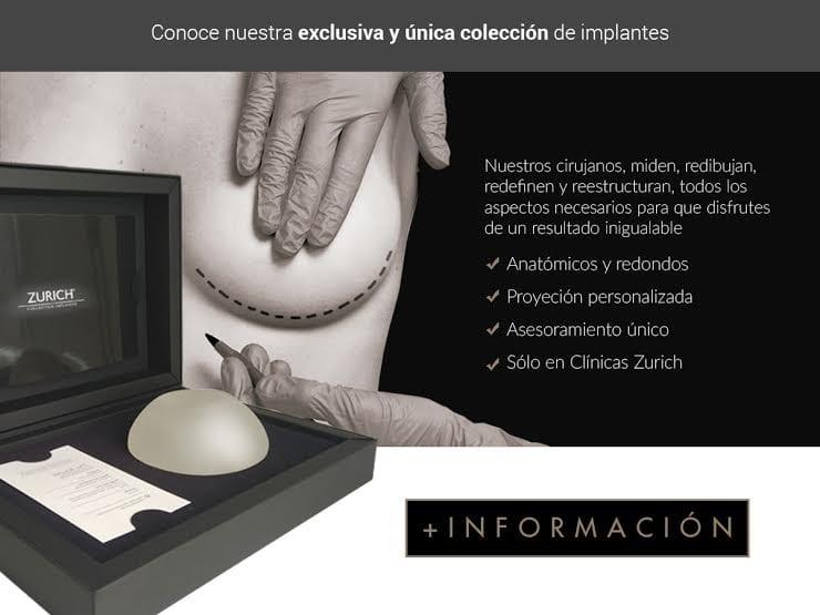 protesis mamarias Prótesis mamarias: De máxima calidad… ¡y con garantía de por vida!