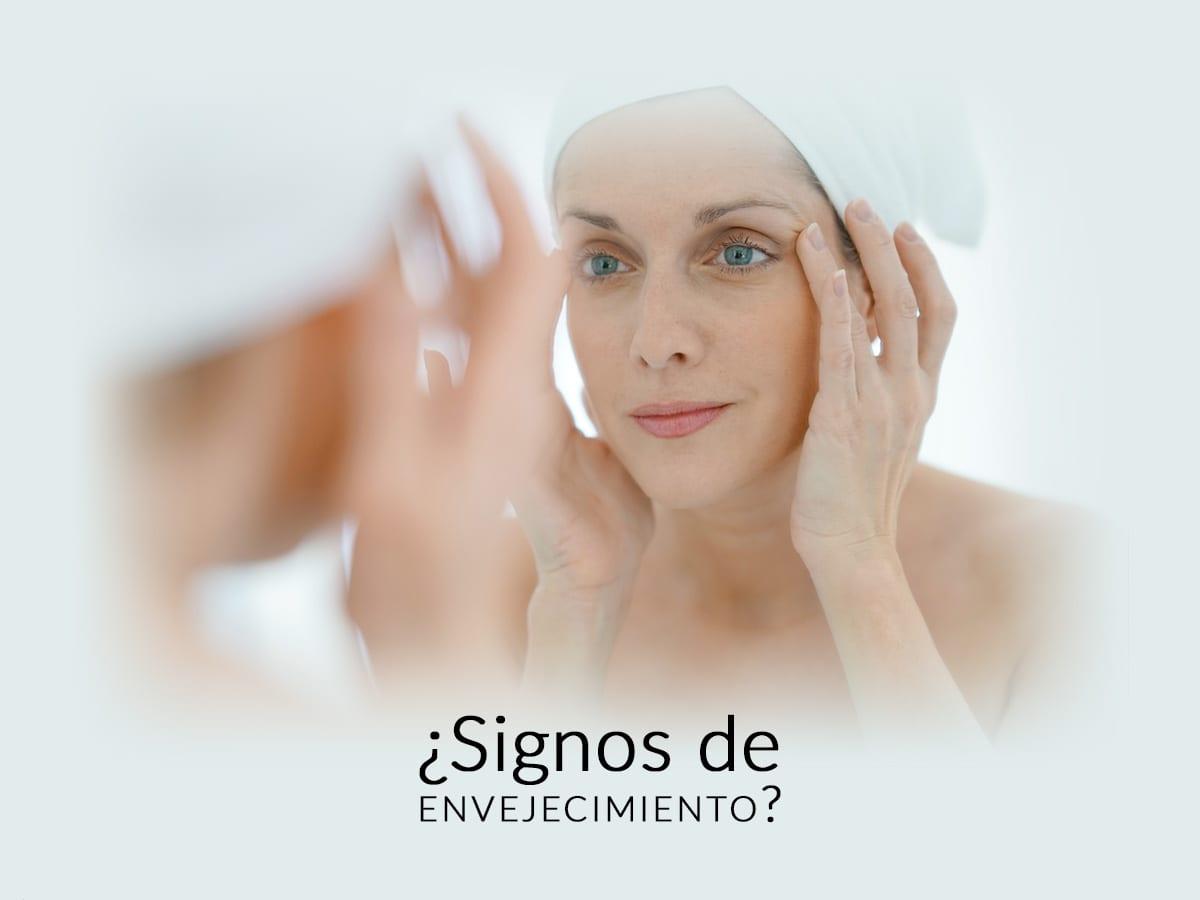tratamiento antiaging 1 ¿Cuáles son los signos del envejecimiento  en el rostro y cómo combatirlos?