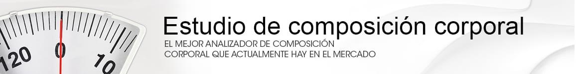 Estudio de composicion corporal Estudio de Composición Corporal