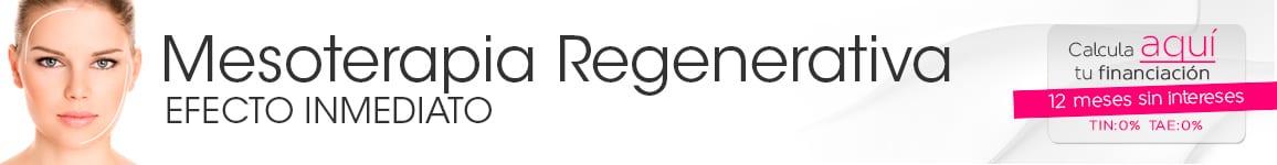 mesoterapia regenerativa MESOTERAPIA REGENERATIVA