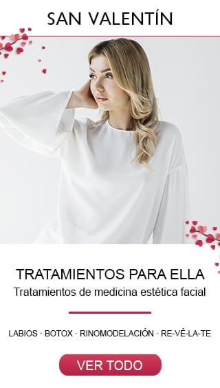Tratamientos de estética para mujeres