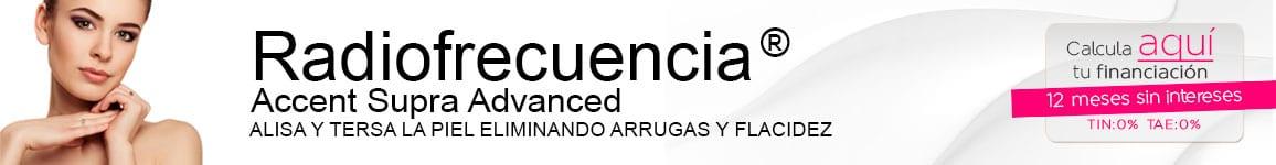 radiofrecuencia1 RADIOFRECUENCIA CORPORAL ACCENT SUPRA ADVANCED®