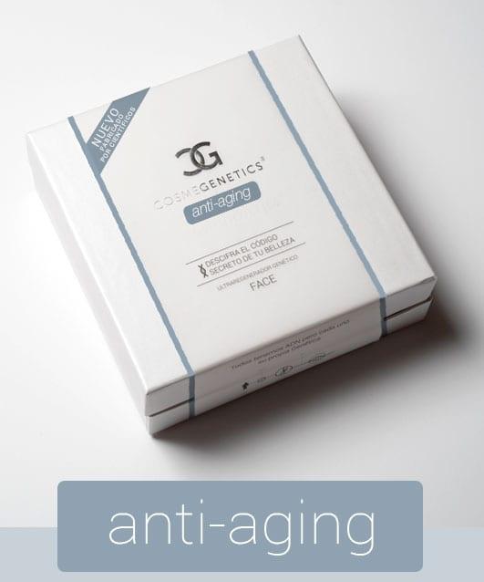 seccion caja antiaging Cosmético Facial