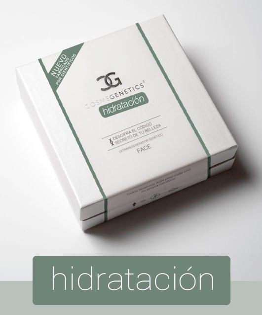 seccion caja hidratacion Cosmético Facial